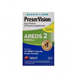 PreserVision AREDS 2 Formula Eye Vitamin Mineral Supplement Softgels