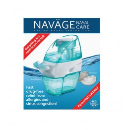Navage Saline Nasal Irrigation Starter Kit