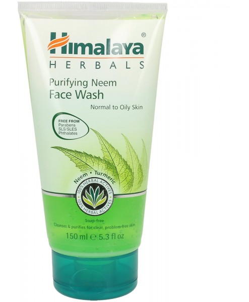HIMALYA NEEM FACE WASH