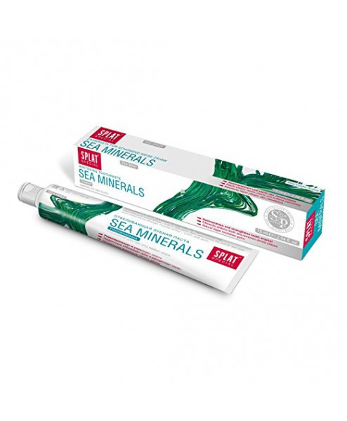 SPLAT SS Toothpaste Sea Minerals (75 ml)